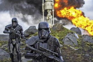 """Felicity Jones über Blockbuster und die """"Star Wars""""-Geschichte """"Rogue One"""""""