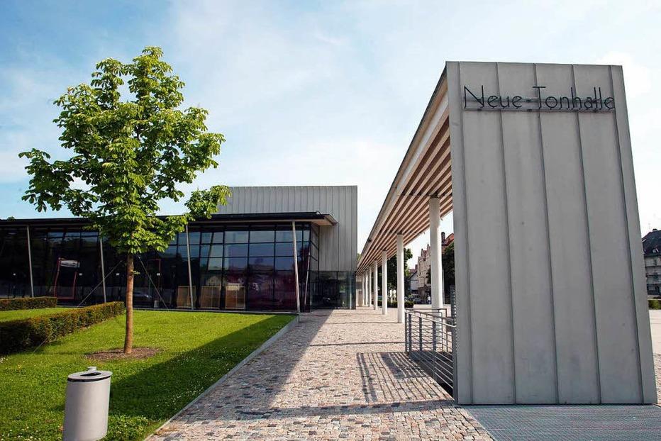 Neue Tonhalle - Villingen-Schwenningen
