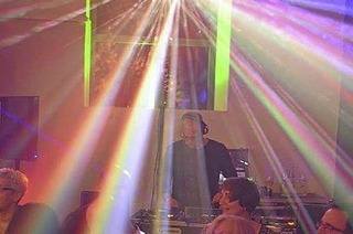 DJ Strub legt aus der Zeit der 80er und 90er in der Essbar auf