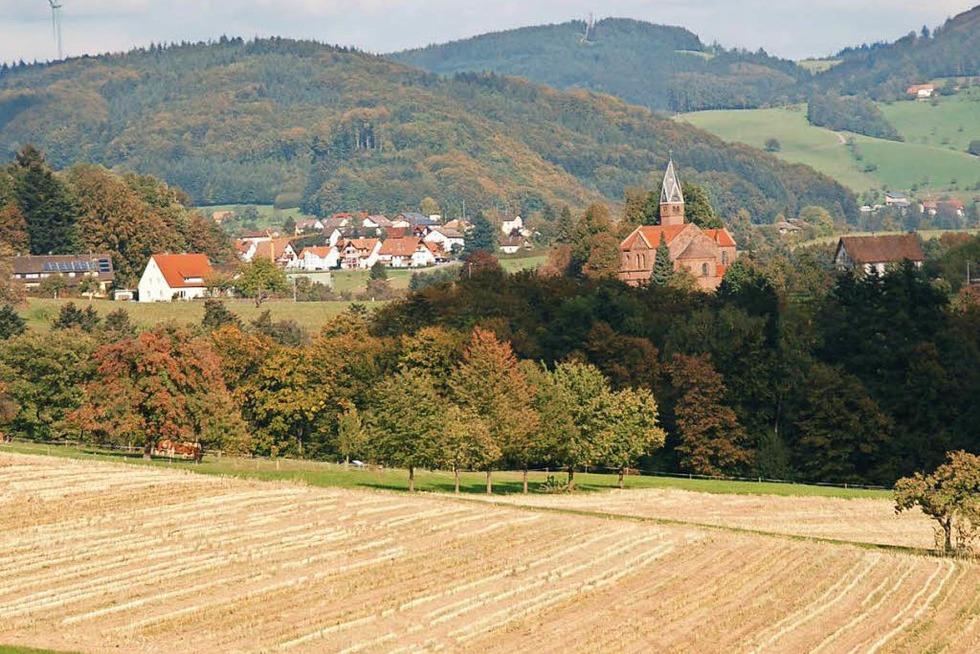 Ortsteil Mußbach - Freiamt