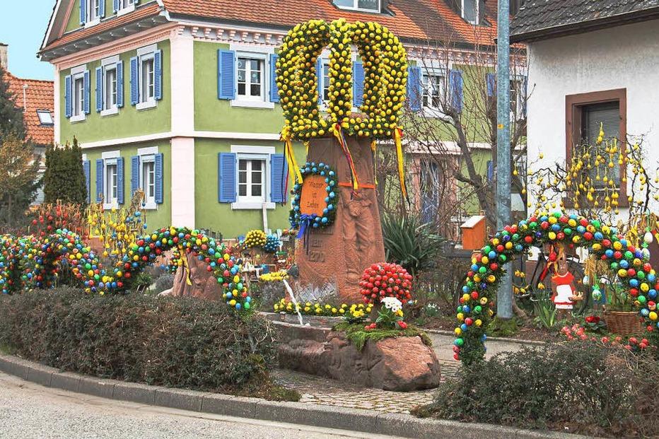 Ortsteil Wittenweier - Schwanau