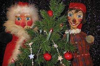 """""""Kasper und der Weihnachtsmann"""" im Podium der Harmonie-Kinos"""