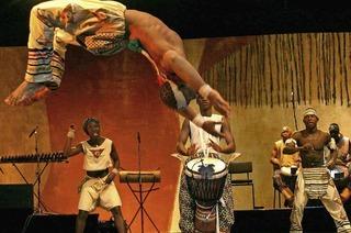 """""""Jabula Africa - Circus der tanzenden Tromeln"""" in Waldshut-Tiengen"""