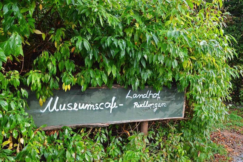 Landhof-Museumscafé Riedlingen (geschlossen) - Kandern