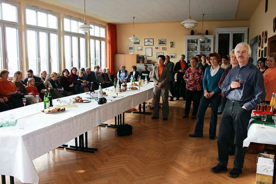Gemeindesaal Riedlingen - Kandern