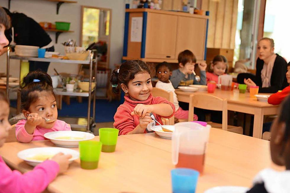 Kindertagesstätte Kibbiz (Landwasser) - Freiburg
