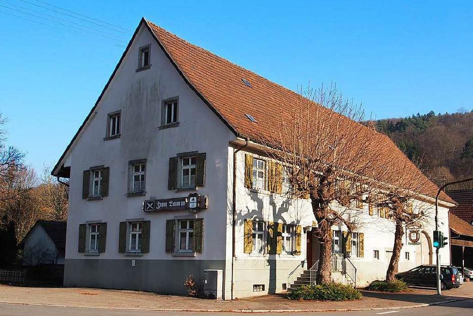 Gasthaus Lamm Degerfelden (geschlossen) - Rheinfelden