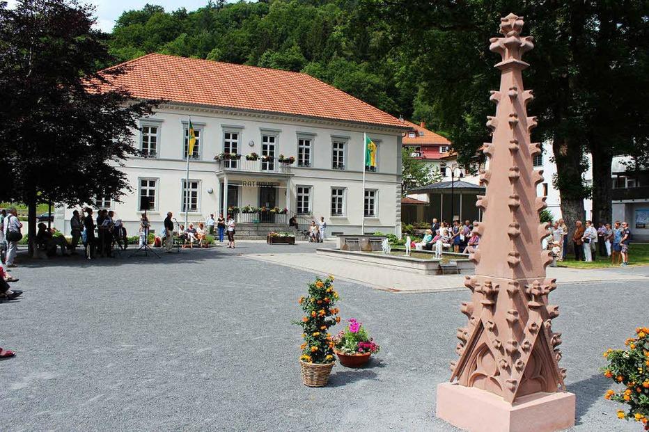 Gewölbekeller im Rathaus - Todtnau