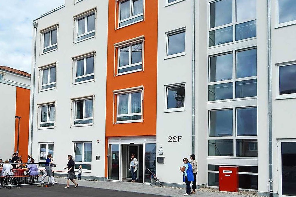 Pflegezentrum Rheingarten - Rheinfelden