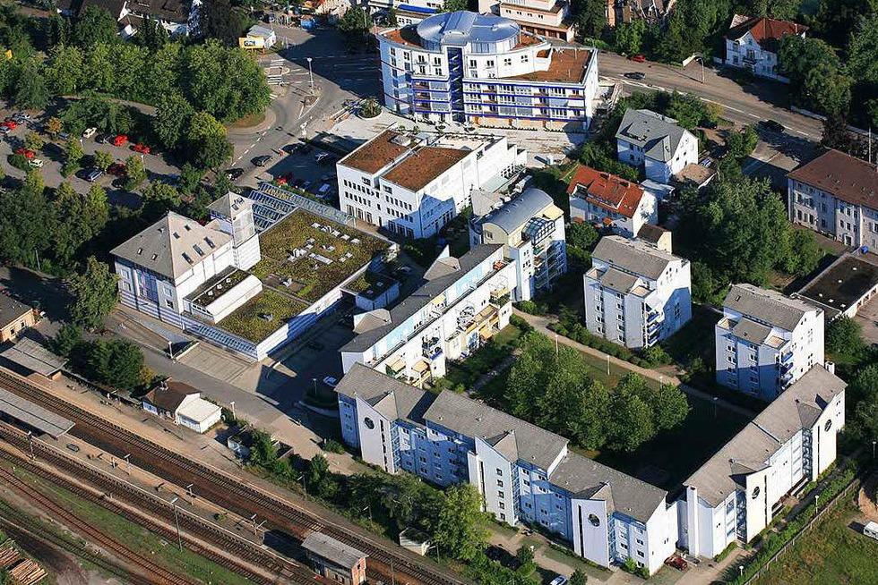 Seidenweberareal - Rheinfelden