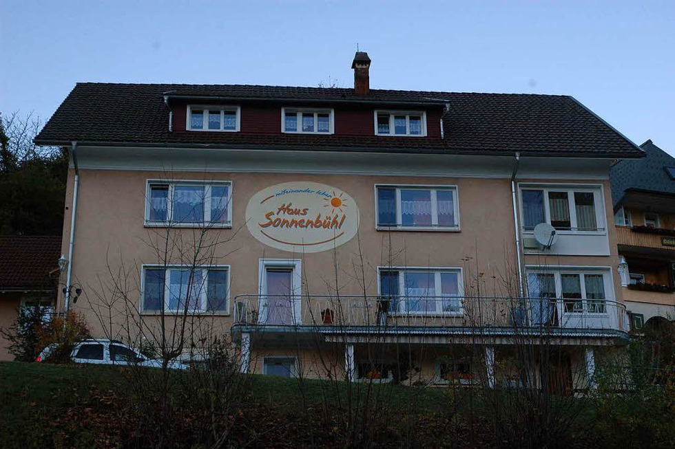 Haus Sonnenbühl - Todtmoos