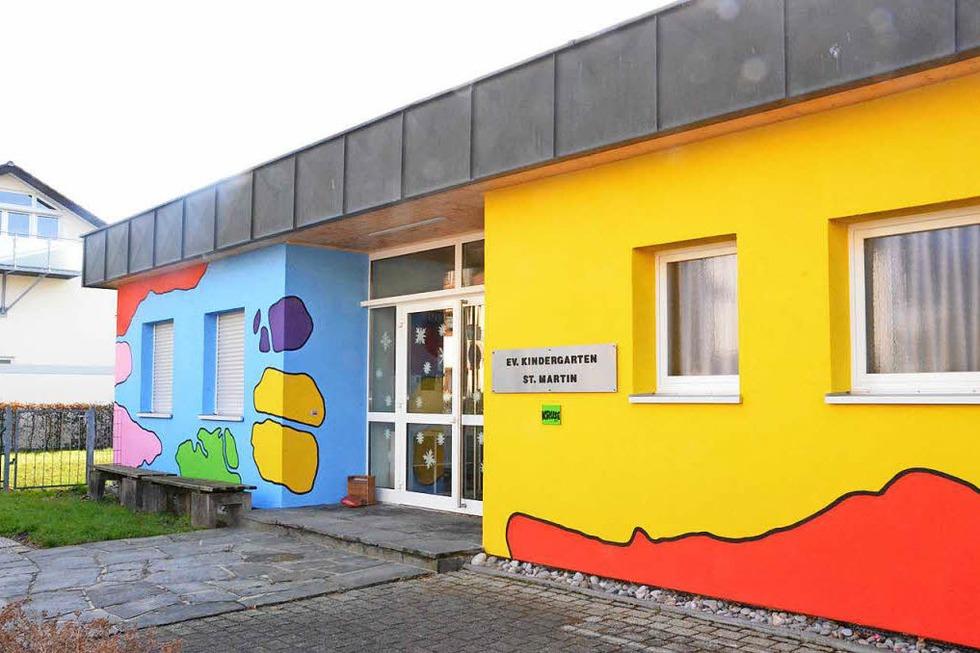 Ev. Kindergarten St. Martin - Eimeldingen