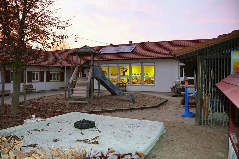 Ev. Kindergarten (Egringen) - Efringen-Kirchen