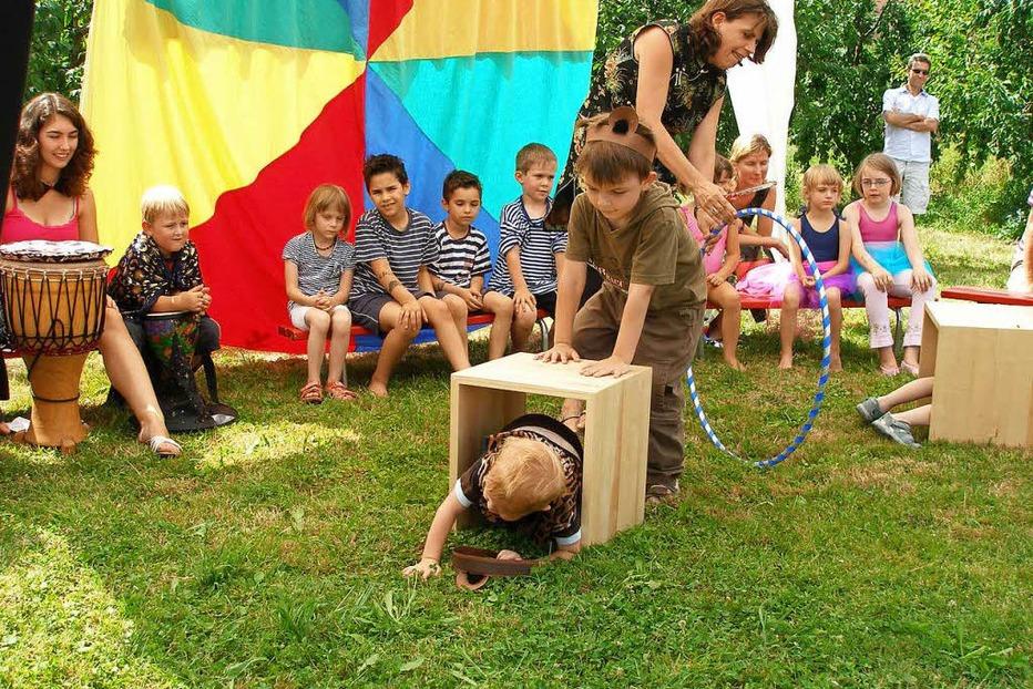 Schulkindergarten Zauberberg - Bötzingen