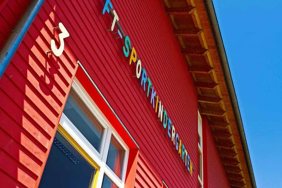 FT-Sportkindergarten Rieselfeld - Freiburg