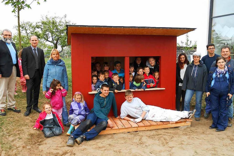 Kommunaler Kindergarten Blumenwiese - Weisweil