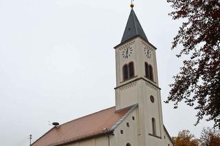 Evangelische Kirche (Mengen)