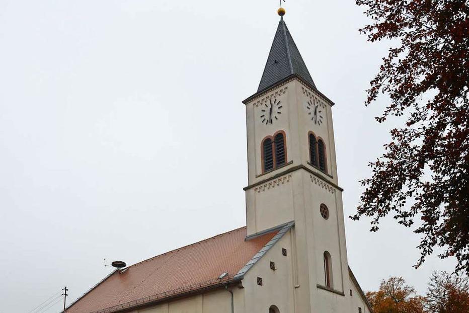 Evangelische Kirche (Mengen) - Schallstadt