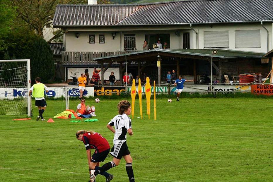 Sportgaststätte FC Wolfenweiler - Schallstadt