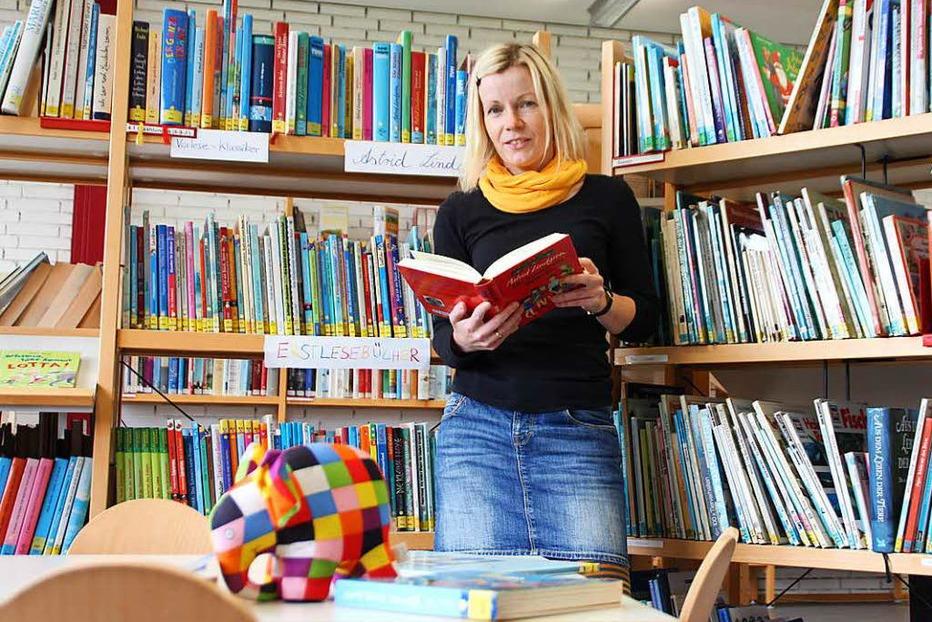 Gemeindebücherei (Karl-Person-Schule) - Ringsheim