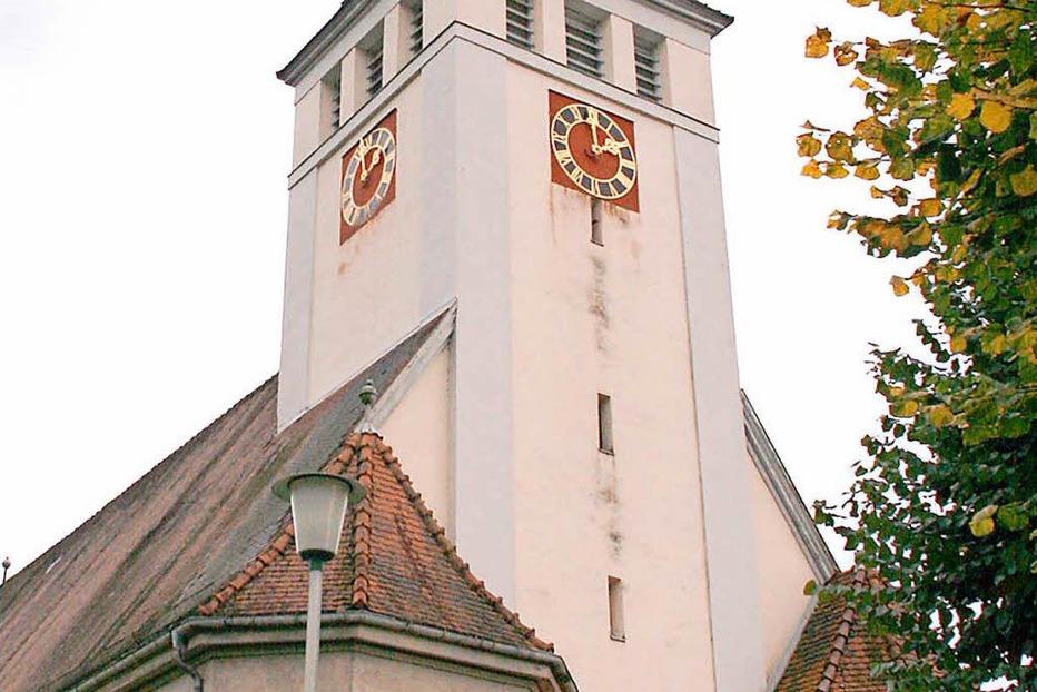 Kath. Kirche Mariä Heimsuchung - Lahr