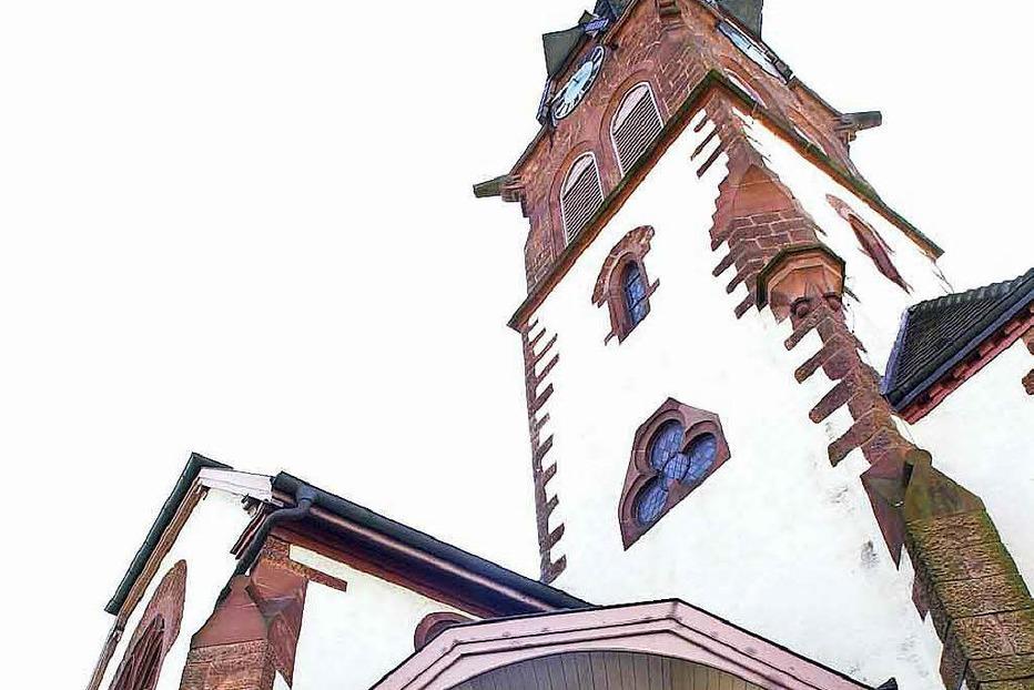Evang. Erlöserkirche (Kippenheimweiler) - Lahr