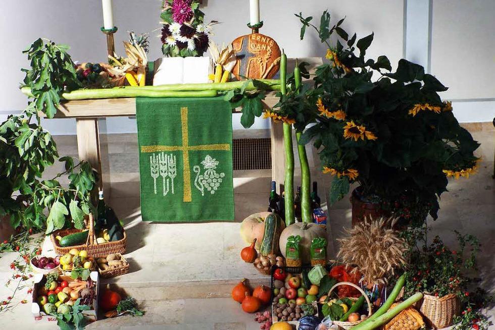 Evang. Kirche Hugsweier - Lahr