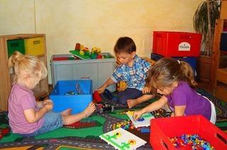 Kindergarten Schutterflöhe