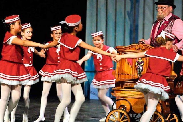 City-Ballett-Schule