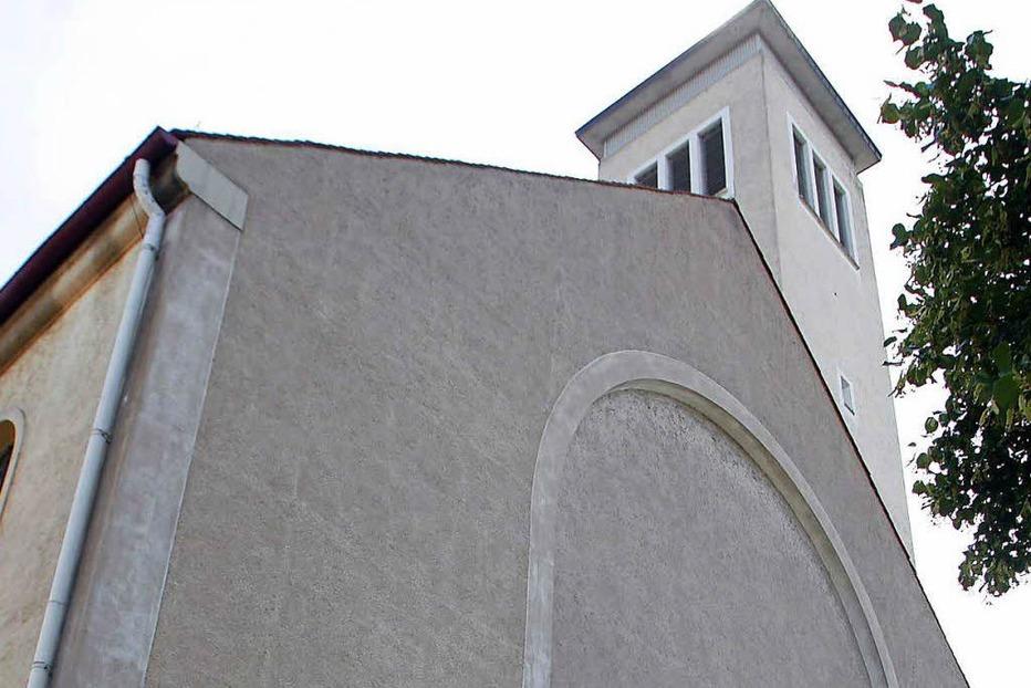 Kirche Sancta Maria - Lahr