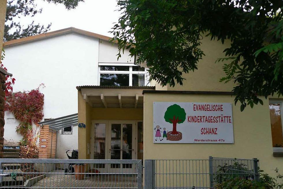 Ev. Kindergarten Auf der Schanz - Lahr