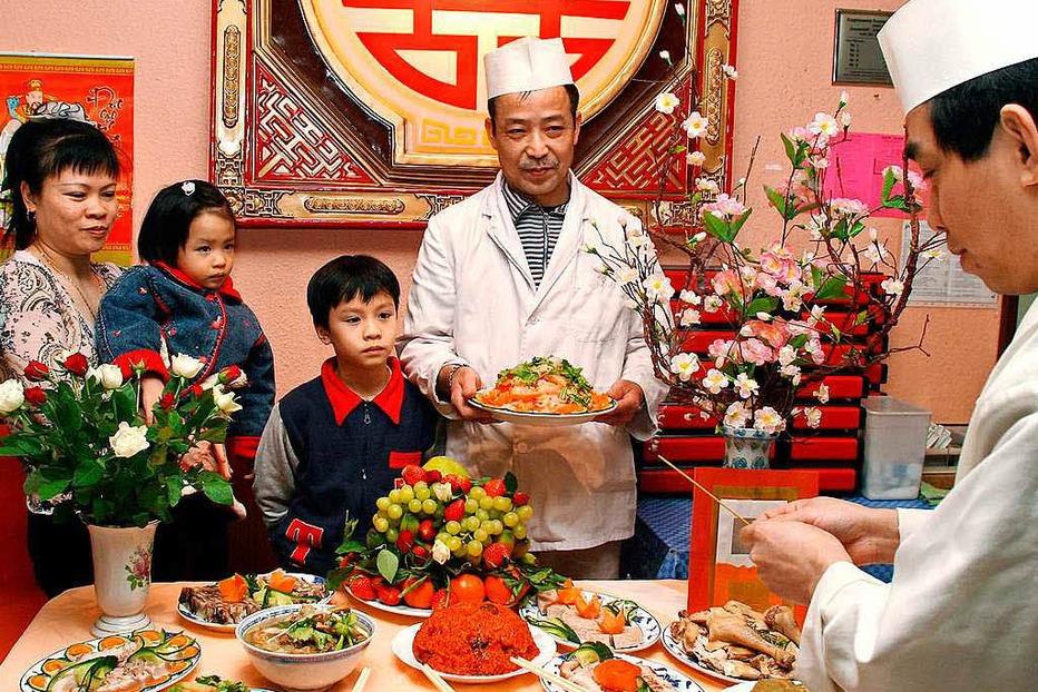 China-Restaurant Nam-Kinh Wok - Lahr