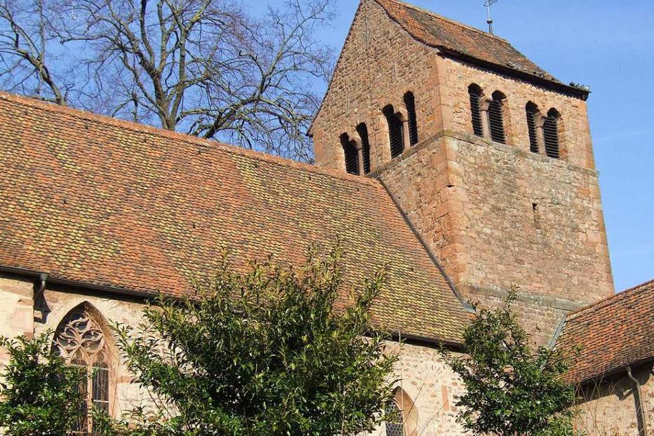Burgheimer Kirche - Lahr