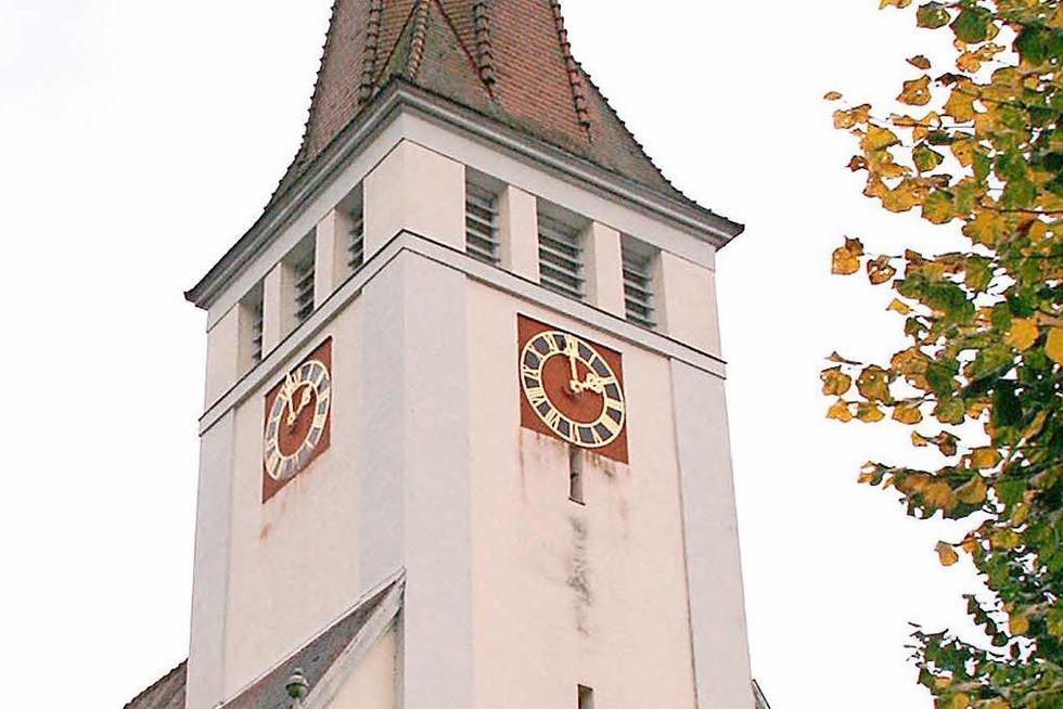 Kath. Kirche Kuhbach - Lahr
