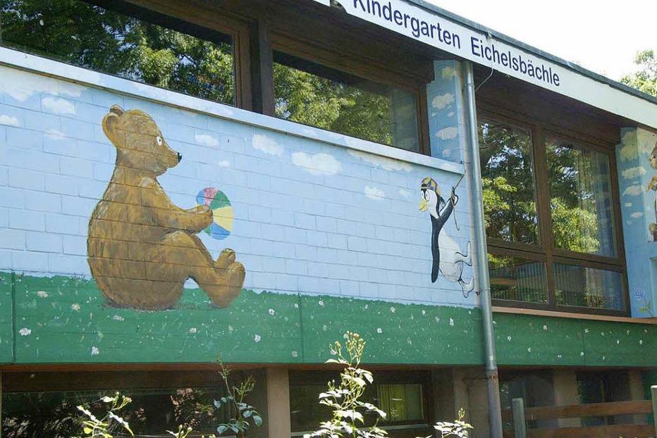 Evang. Kindergarten Eichelsbächle (Mundingen) - Emmendingen