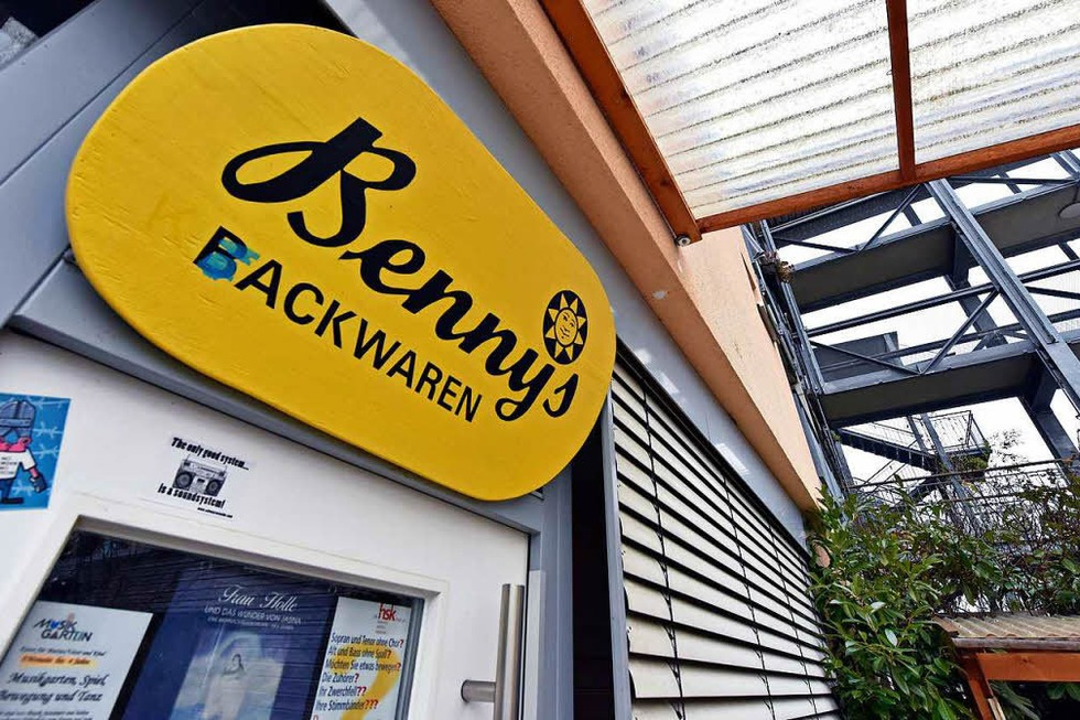 Bennys Backwaren (Vauban) - Freiburg
