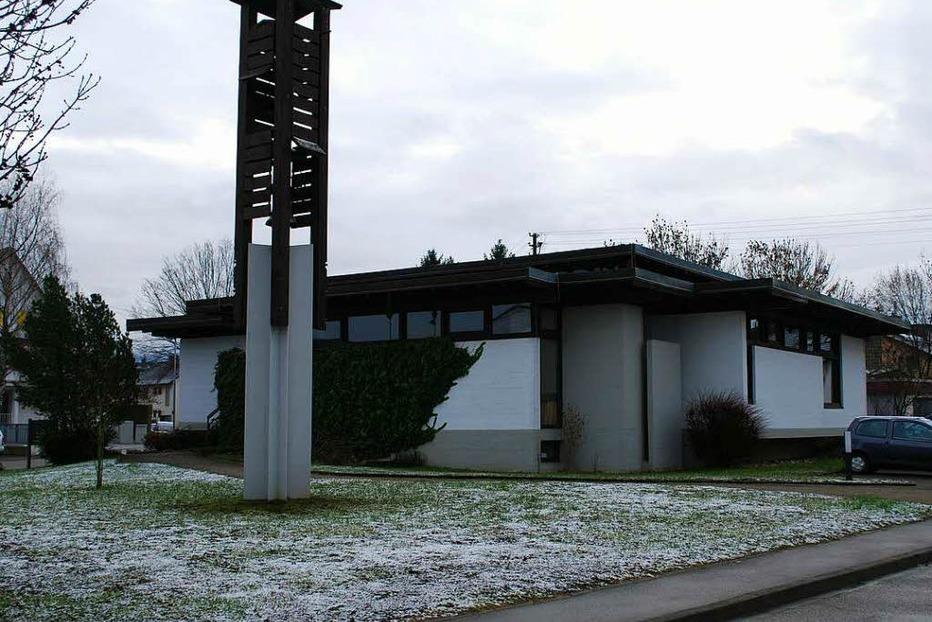 Evang. Kirche (Kollmarsreute) - Emmendingen
