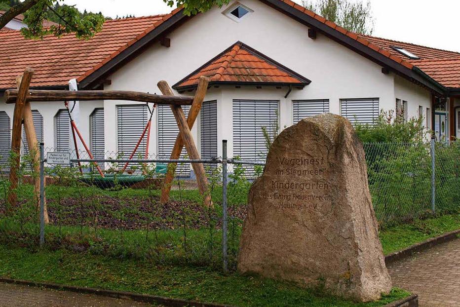 Ev. Kindergarten Vogelnest Hauingen - Lörrach