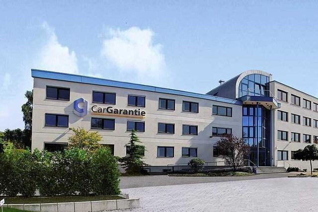 Die Firma Car-Garantie ist europäischer Marktführer