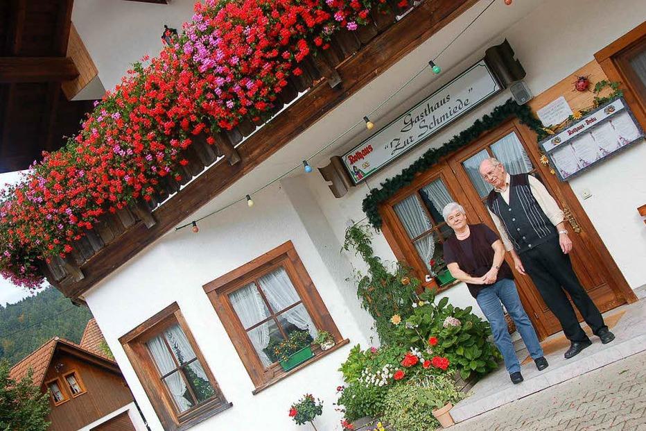 Gasthaus Zur Schmiede - St. Blasien