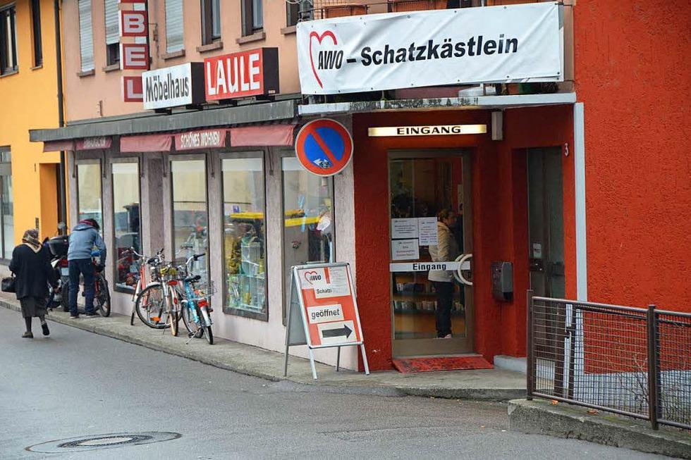 Gebrauchtwaren-Laden Schatzkästlein - Rheinfelden