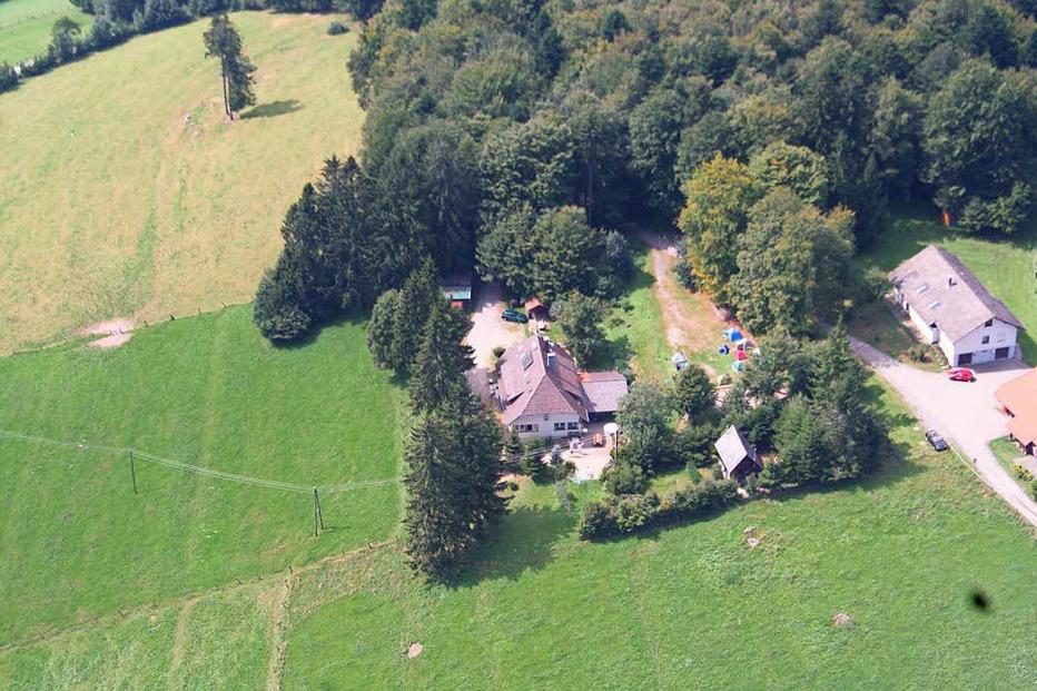 Hotzenwaldhaus - Rickenbach