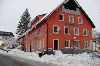 Gasthaus Frieden Bergalingen (geschlossen)