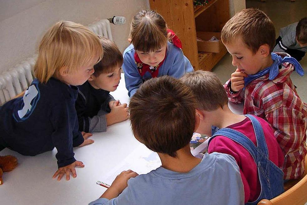 Ev. Kindergarten Sonnenschein (Wieslet) - Kleines Wiesental