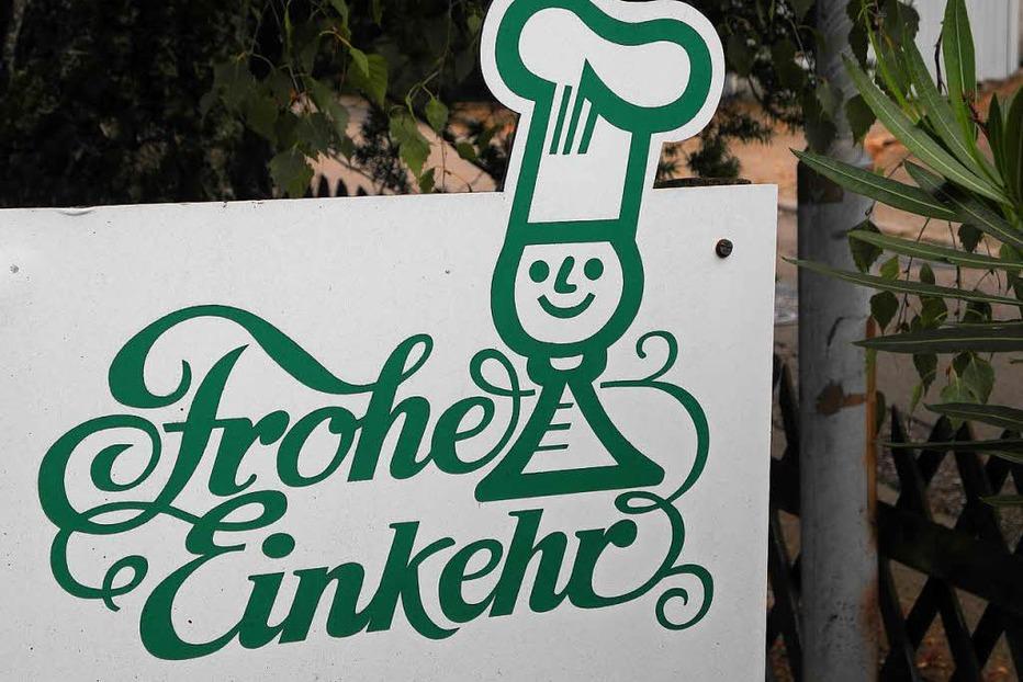 Landgasthaus Frohe Einkehr - Merzhausen
