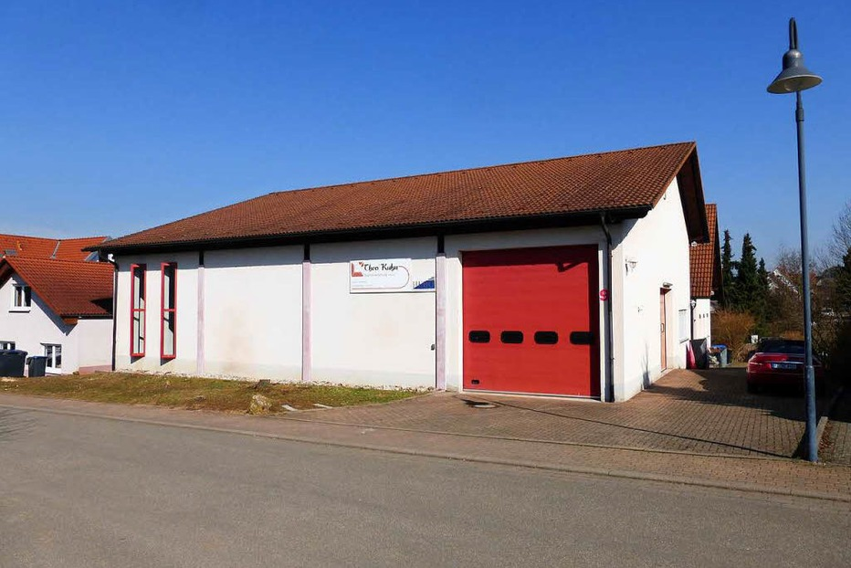 Feuerwehrgerätehaus - Ebringen