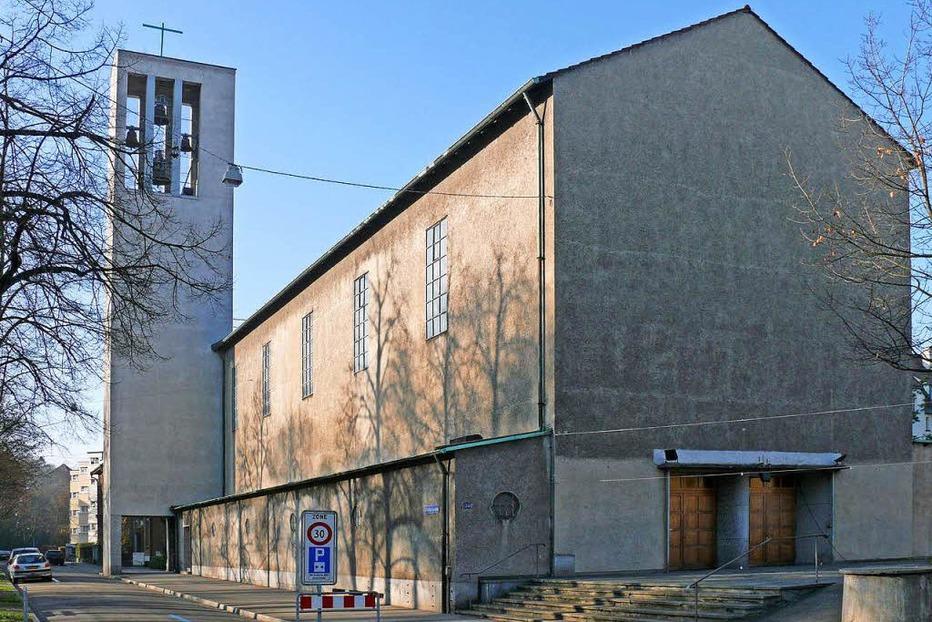 Don Bosco Kirche - Basel