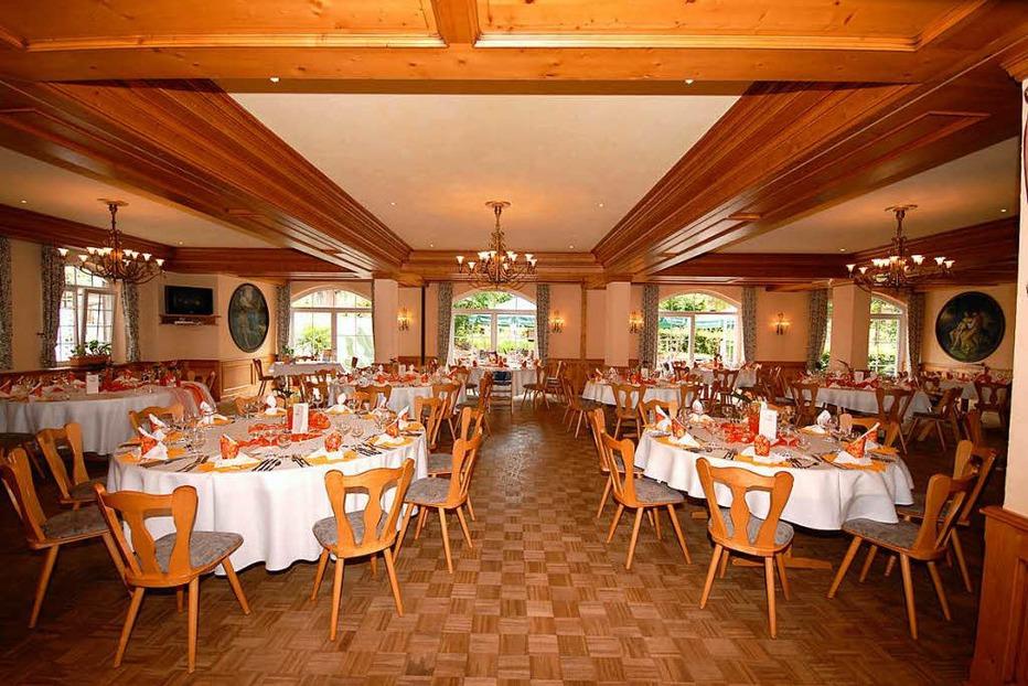 Stubensaal (Hotel Bären) - Oberharmersbach