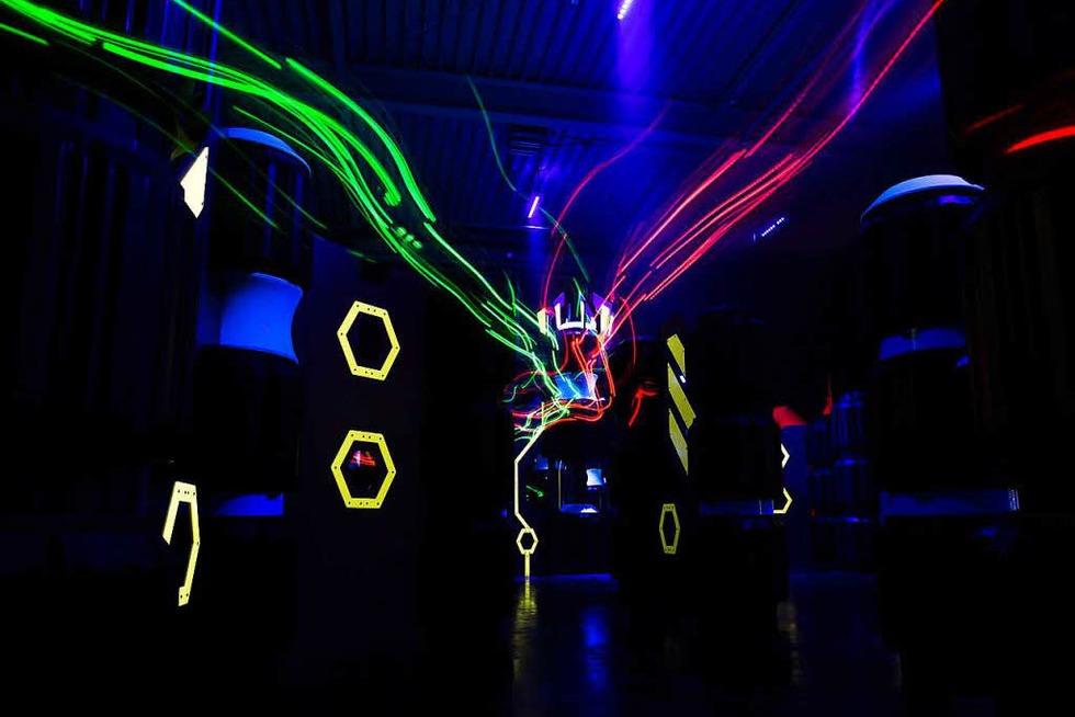 Laser Space - Freiburg