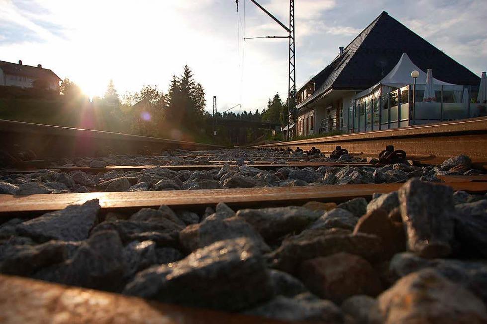 Bahnhof Altglashütten - Feldberg